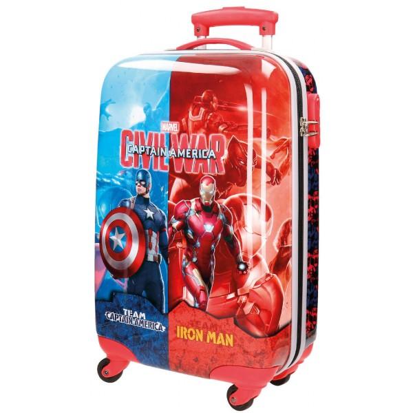maletas para niños de súper héroes