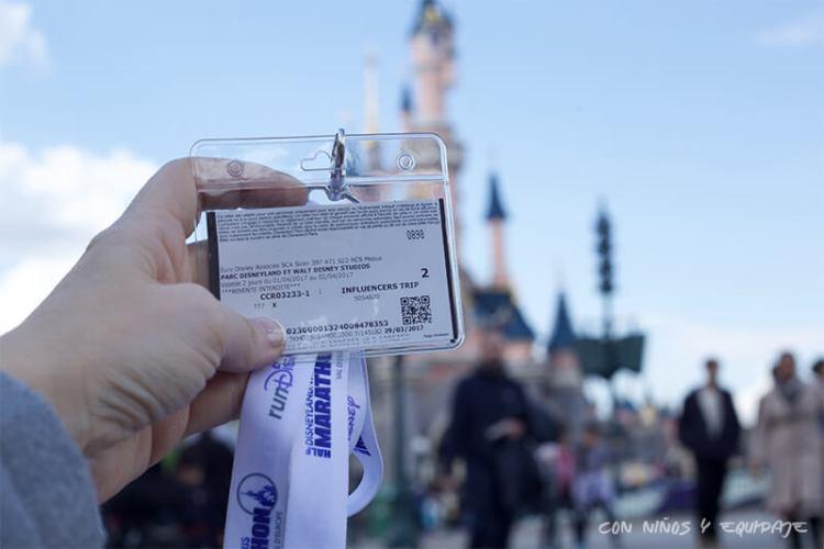 Evento Disneyland París