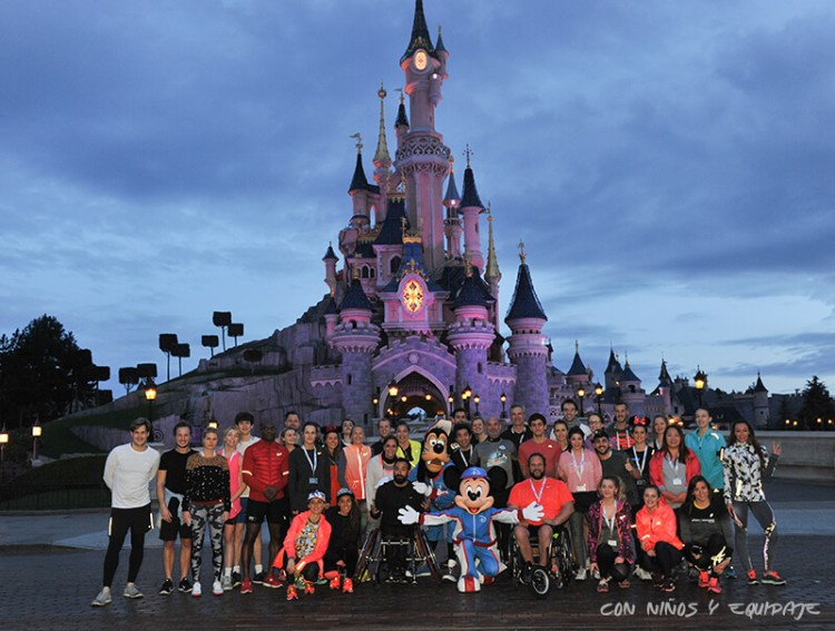 RunDisney week-end de Disneyland París
