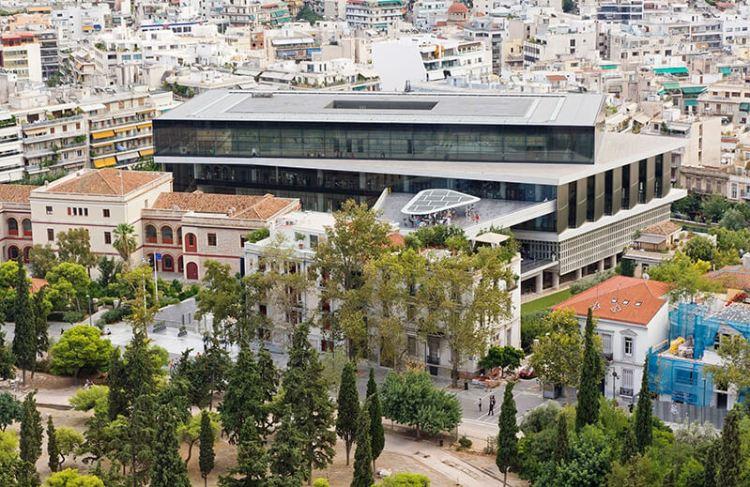 Museo del Acrópolis