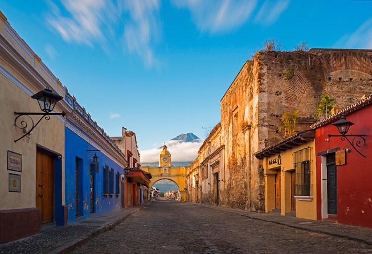 Destinos para viajar en pareja Guatemala