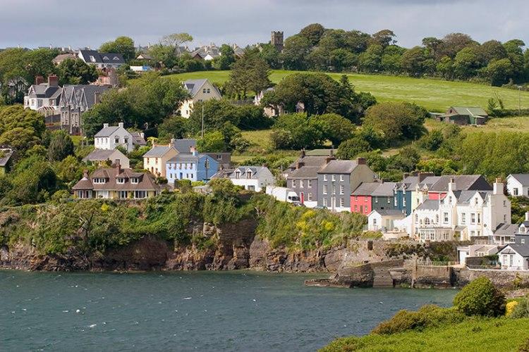Destinos para viajar en pareja Irlanda