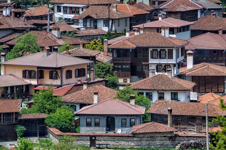Destinos para viajar en pareja Bulgaria