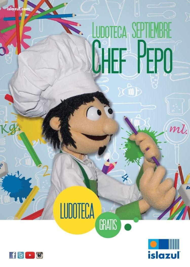 Vuelta al cole con Chef Pepo