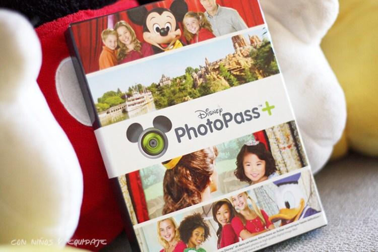 Tarjeta de Fotos de Disneyland París: El PhotoPass