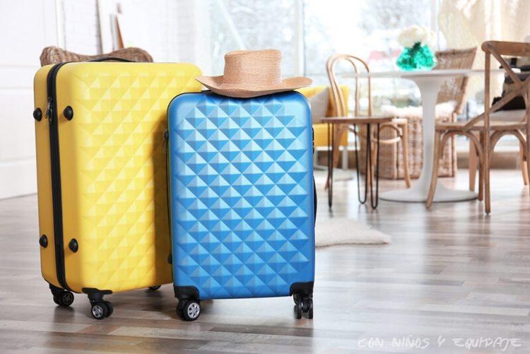 elegir la mejor maleta