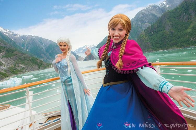 Cruceros Disney Frozen