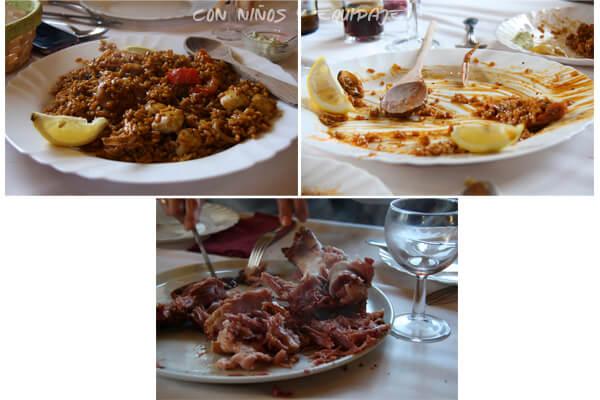 Restaurantes con Niños: La Cuina de Kike y Cuca