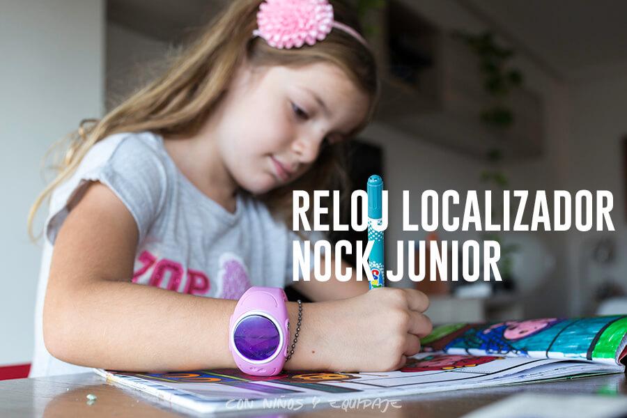 reloj localizador para niños
