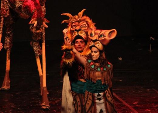 Teatro el rey leon