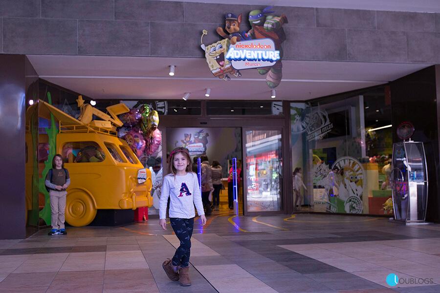 Descubrimos Nickelodeon Adventure Murcia