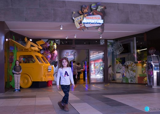 Descubrimos Nickelodeon Adventure Murcia