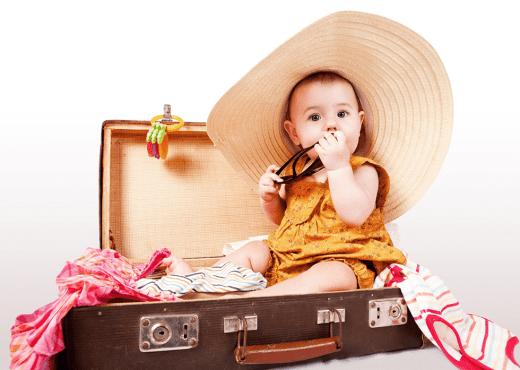 ventajas de viajar en tren con bebés