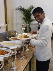 Raffles Hotel Buffet