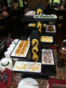 Sala Rim Naam Dishes