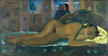 Gauguin-Nevermore