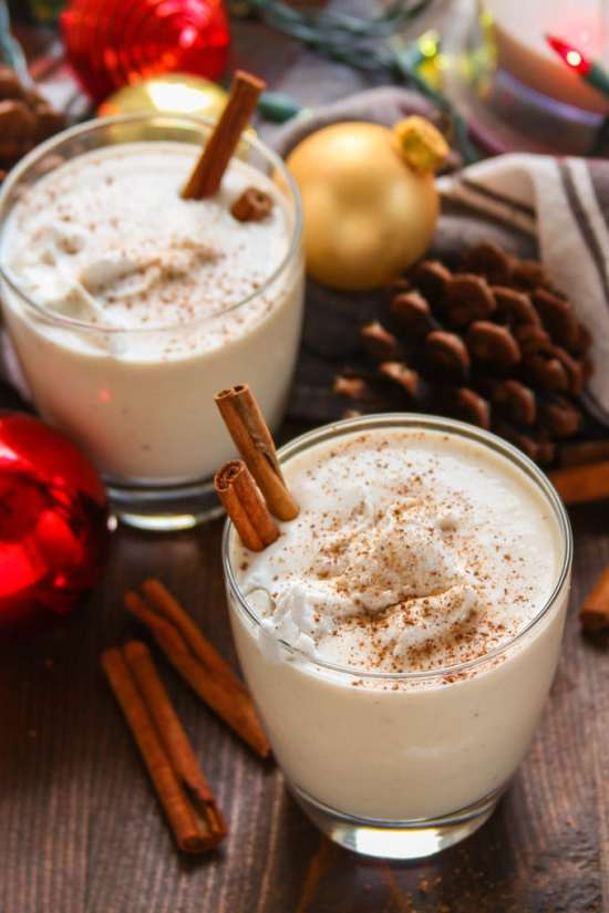 12 Eggnog Recipes You Need To Try This Year