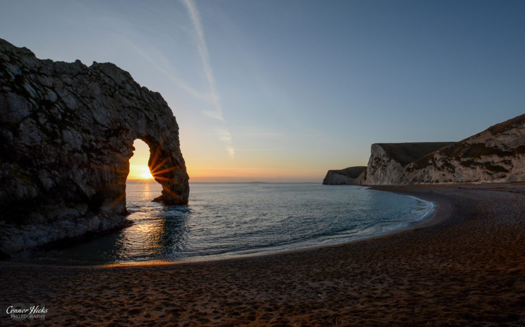 Durdle Door Sunset 1024x639 Travel
