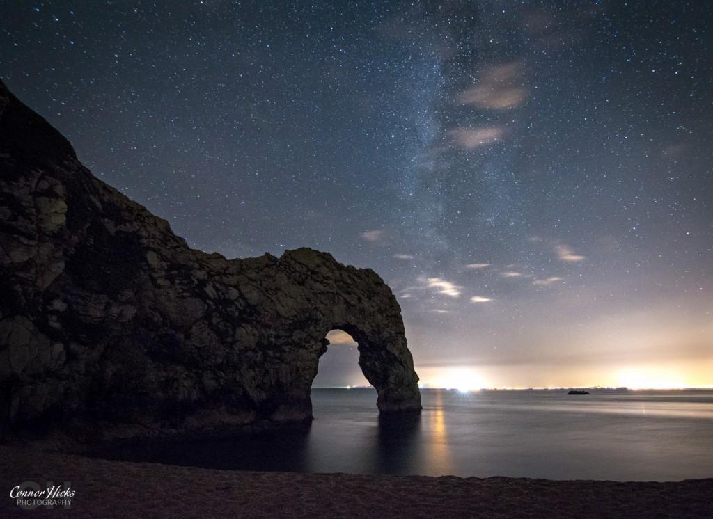 Durdle Door Milky Way  1024x746 Astro