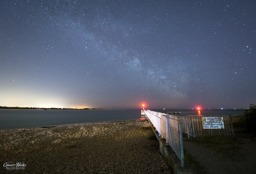 Portsmouth Milky Way Astrophotography 1024x698 Astro