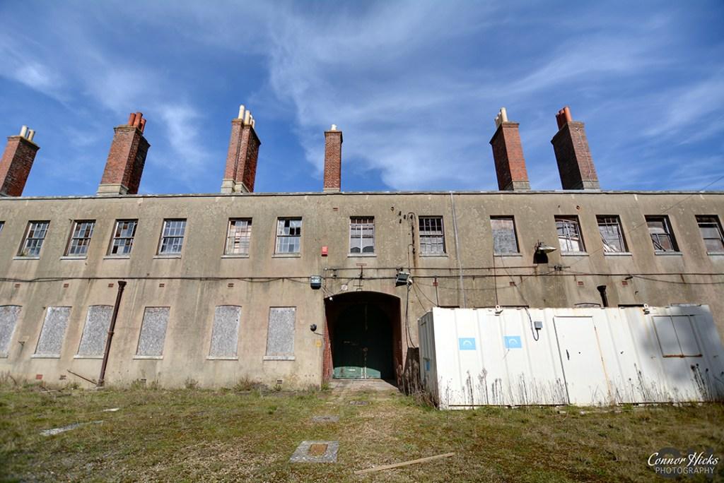 Fort Gilkicker Portsmouth Hampshire Urbex  1024x684 Fort Gilkicker, Gosport