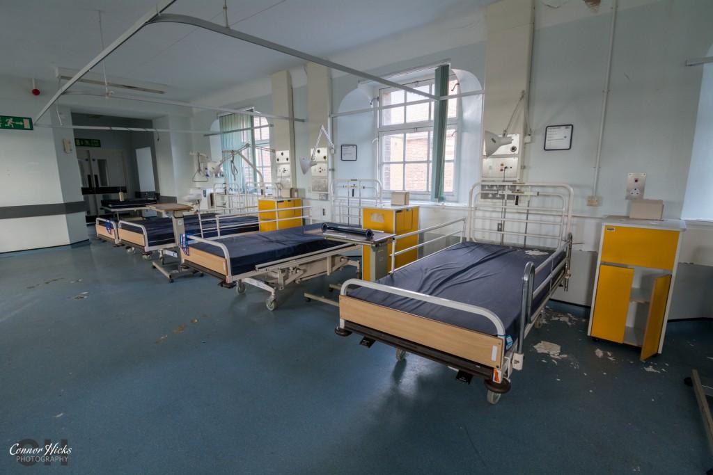 F Ward Royal Hospital Haslar 1024x683 The Royal Hospital Haslar, Gosport