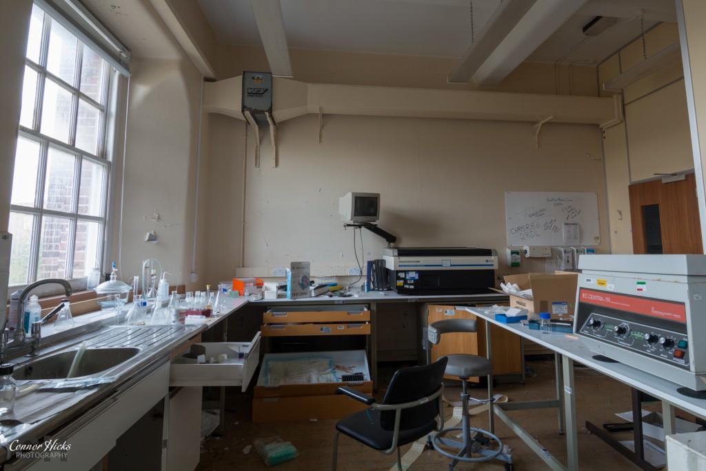 Haslar Hospital Blood Room 1024x683 The Royal Hospital Haslar, Gosport