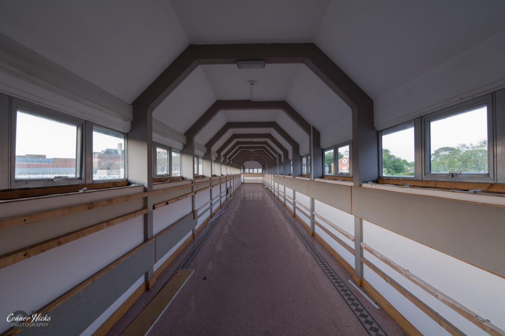 Haslar Hospital Urbex Crosslinks 1024x683 The Royal Hospital Haslar, Gosport