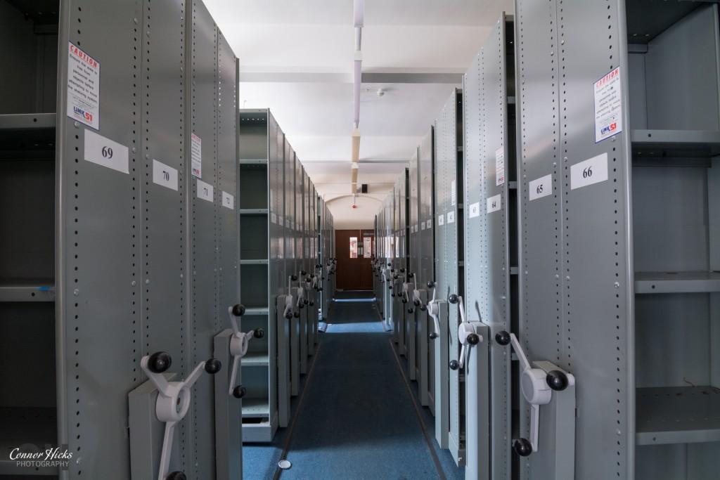 Haslar Hospital Urbex File Store 1024x683 The Royal Hospital Haslar, Gosport