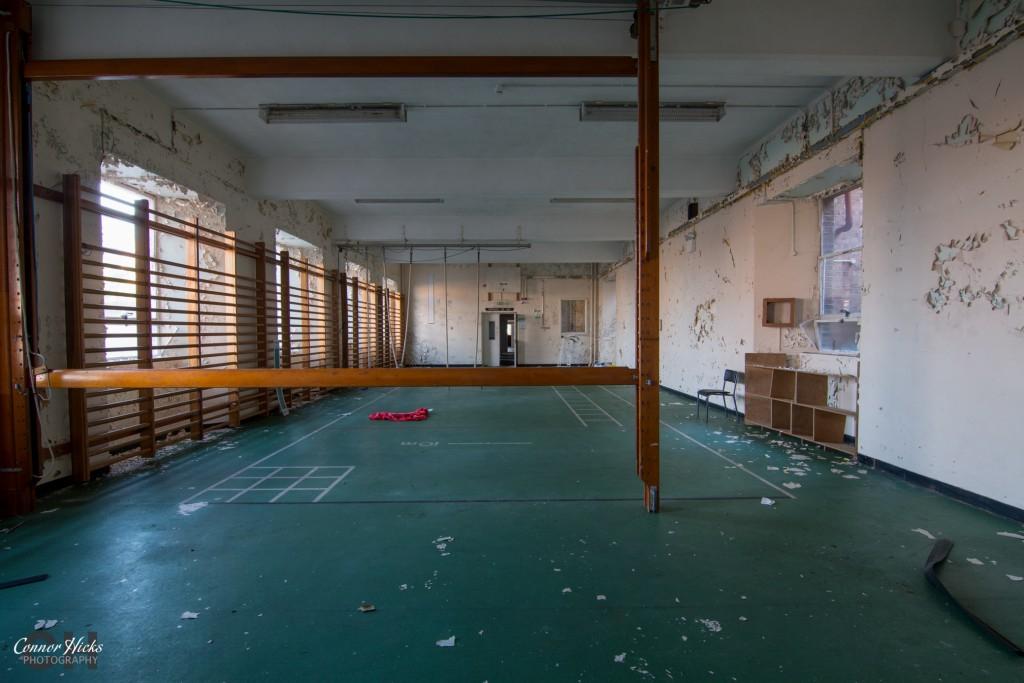 Haslar Hospital Urbex Gym 1024x683 The Royal Hospital Haslar, Gosport
