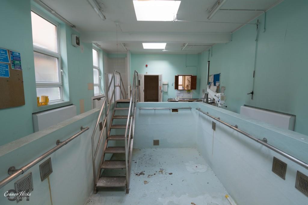 Urbex Haslar Hydro Pool 1024x683 The Royal Hospital Haslar, Gosport