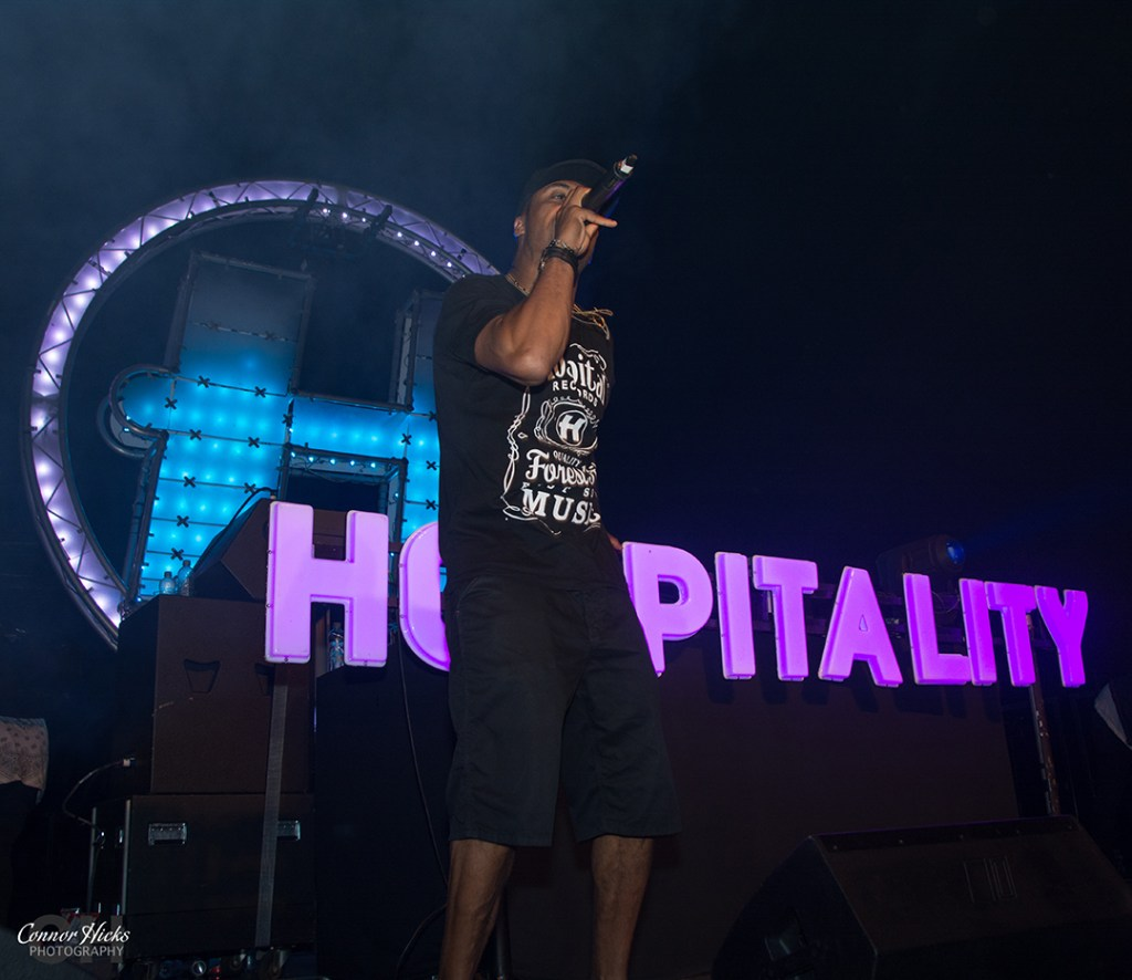 Dynamite MC Shakedown Hospitality  1024x886 Shakedown Festival 2015