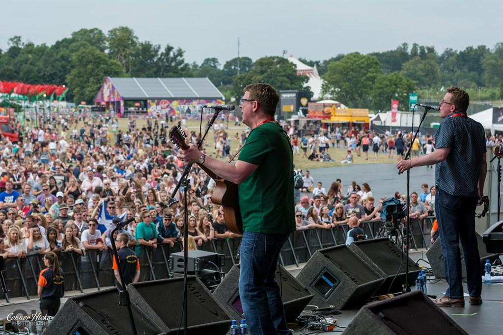 The Proclaimers Live At V Festival 2015 1024x683 V Festival, Chelmsford 2015