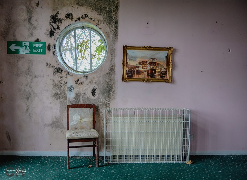 Linford Care Home Chair Urbex 1024x745 Linford Care Home, New Forest