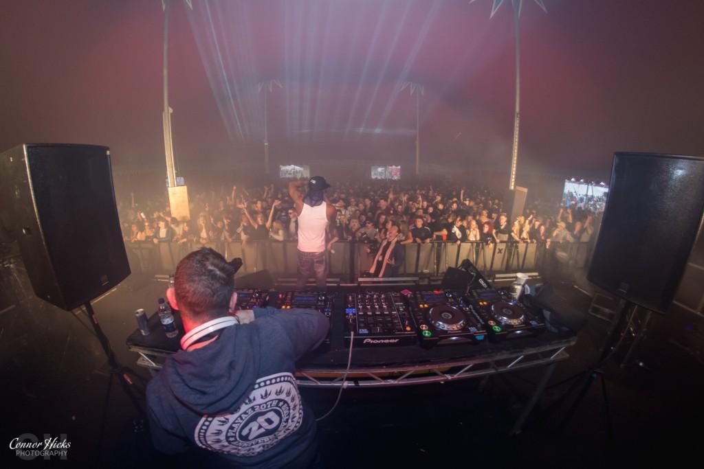 Soundclash Festival DJ Hazard Funsta MC 1024x683 Soundclash Festival 2016