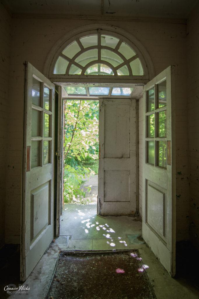 Doorway Urbex RAF Church Fenton 683x1024 RAF Church Fenton, Leeds