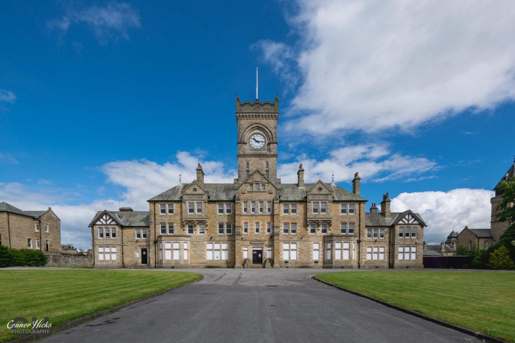 High Royds Lunatic Asylum Leeds 1024x683 High Royds Asylum, Leeds