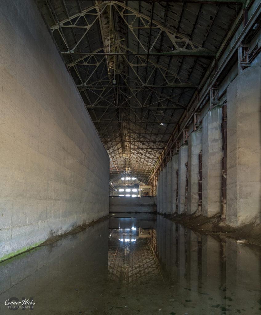 Shoreham Cement Works Urbex Reflections 848x1024 Shoreham Cement Works, West Sussex