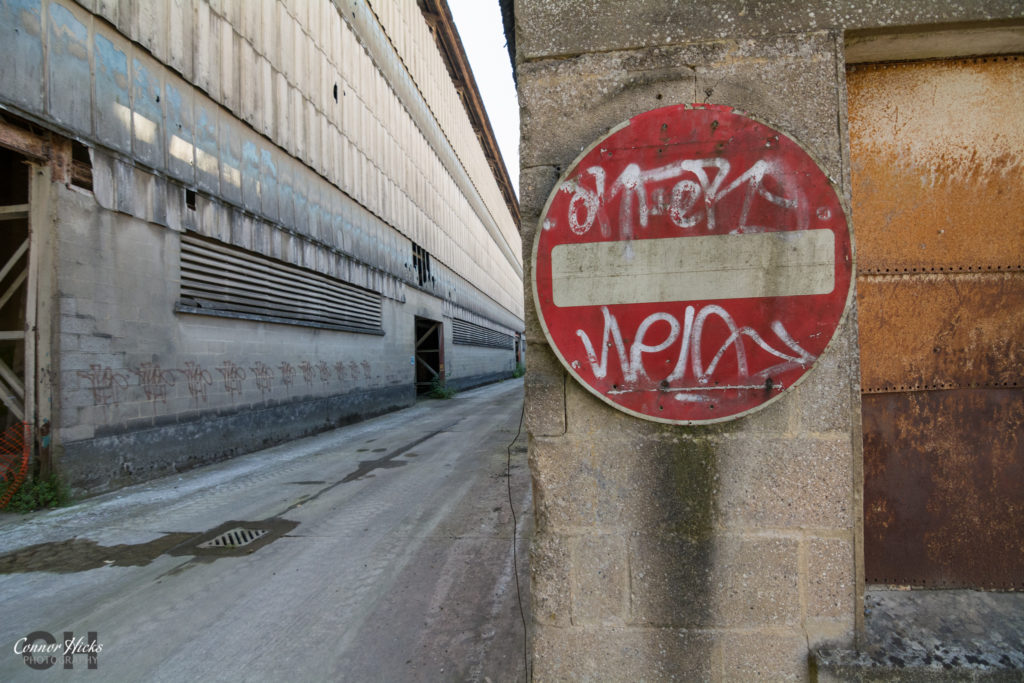 Shoreham Cement Works Urbex Stop Sign 1024x683 Shoreham Cement Works, West Sussex