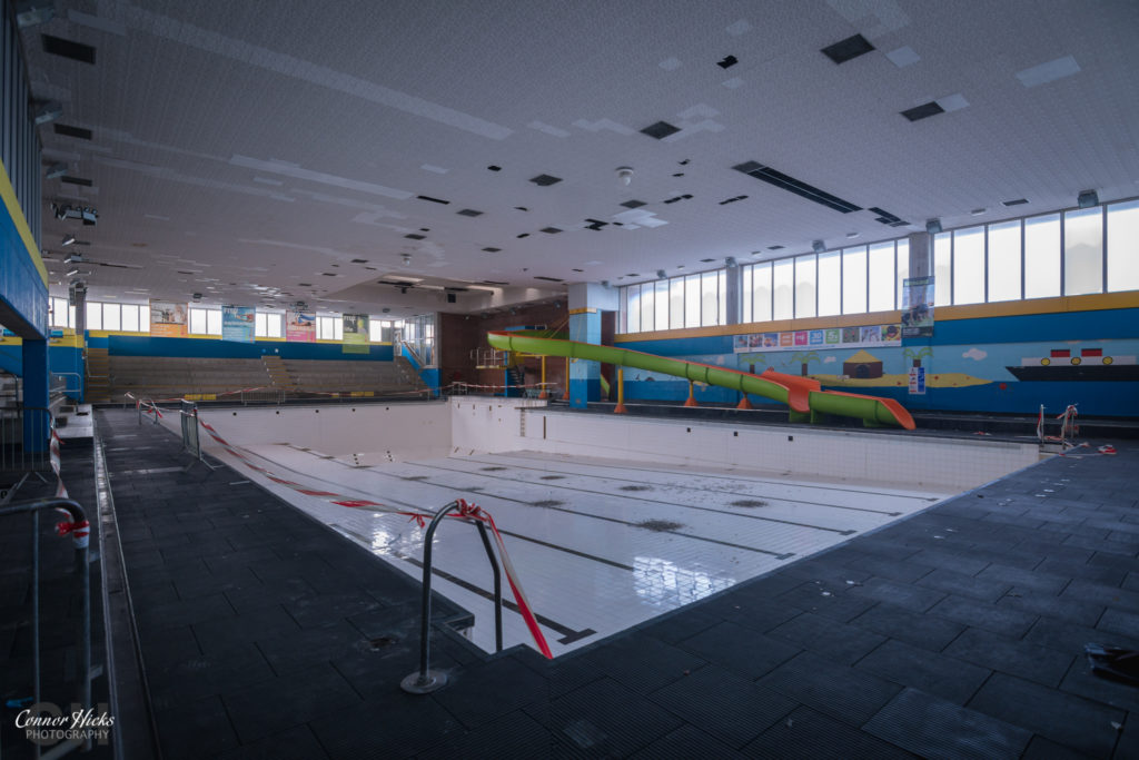 Aquarena Worthing Urbex Main Pool 1024x683 Aquarena, Worthing