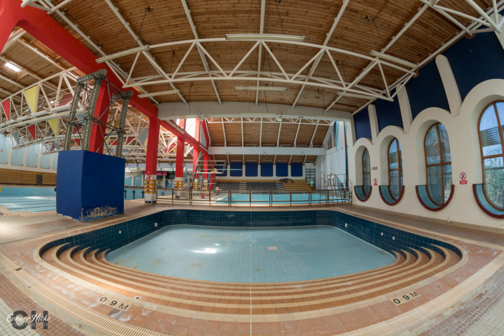 Temple Cowley Urbex Childrens Pool 1024x683 Temple Cowley Pools, Oxfordshire