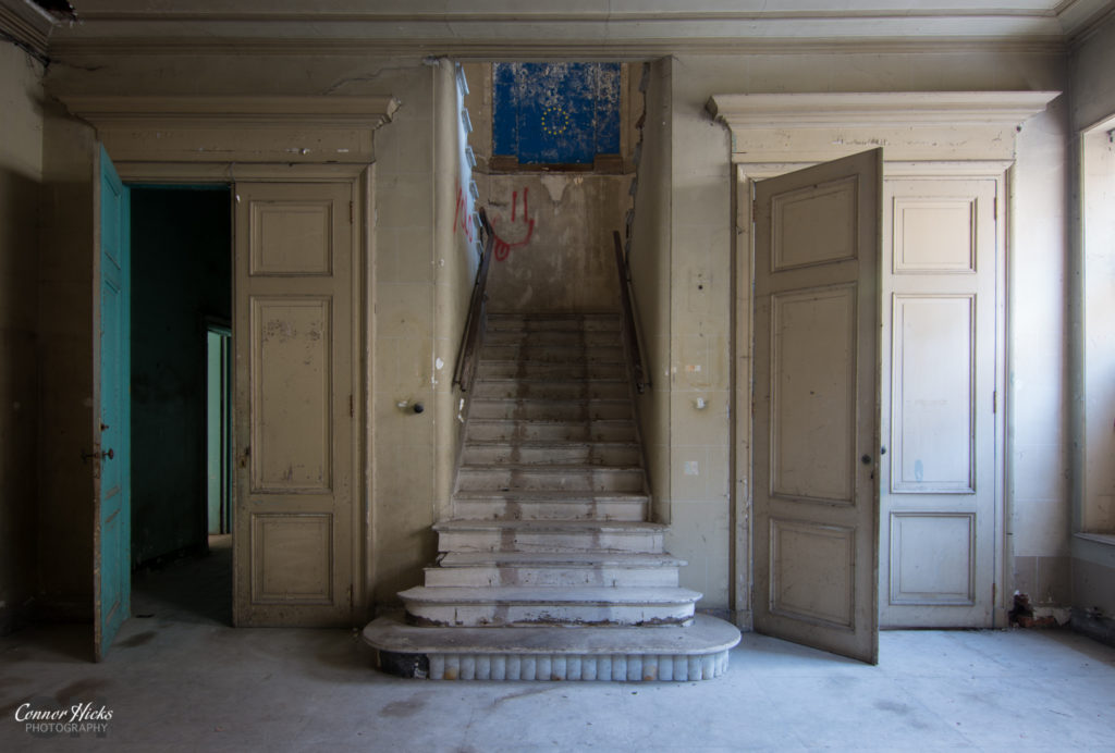 Belgium Urbex Chateau Ventia 1024x692 Urbex Gallery