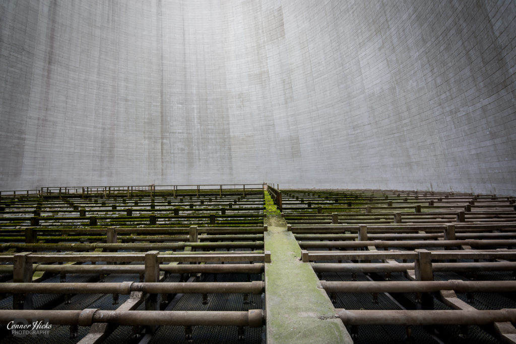 belgium cooling tower urbex  1024x683 Powerstation DC, Belgium