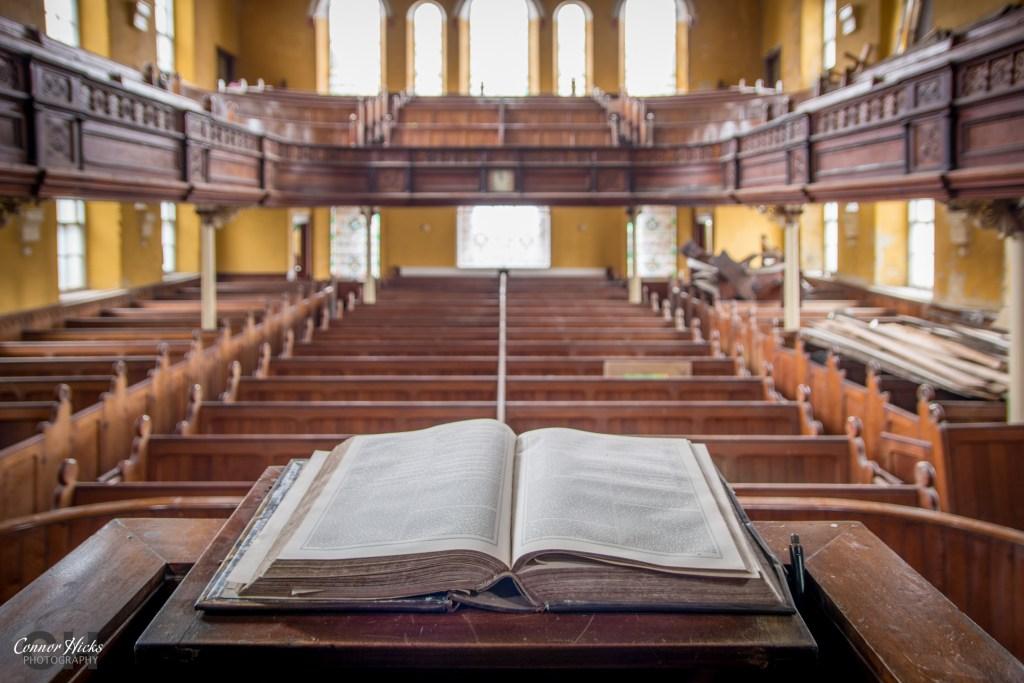 Ebenezer Chapel Urbex Wales 1024x683 Welsh Chapels
