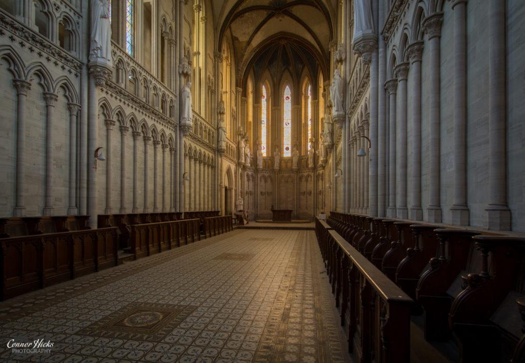 Chapelle Des Pelotes France Urbex 1024x707 Chapelle Des Pelotes, France