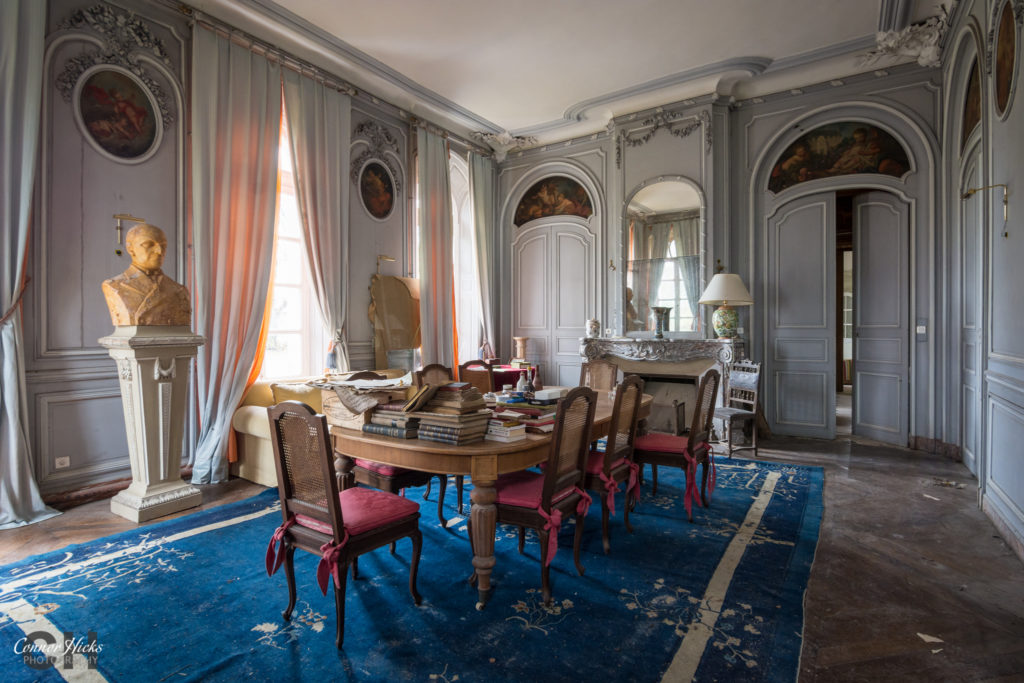 Chateau Des Bustes Urbex France 1024x683 Chateau Des Bustes, France