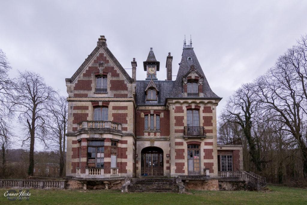 Chateau Sanglier France Urbex 1024x683 Chateau Sanglier, France