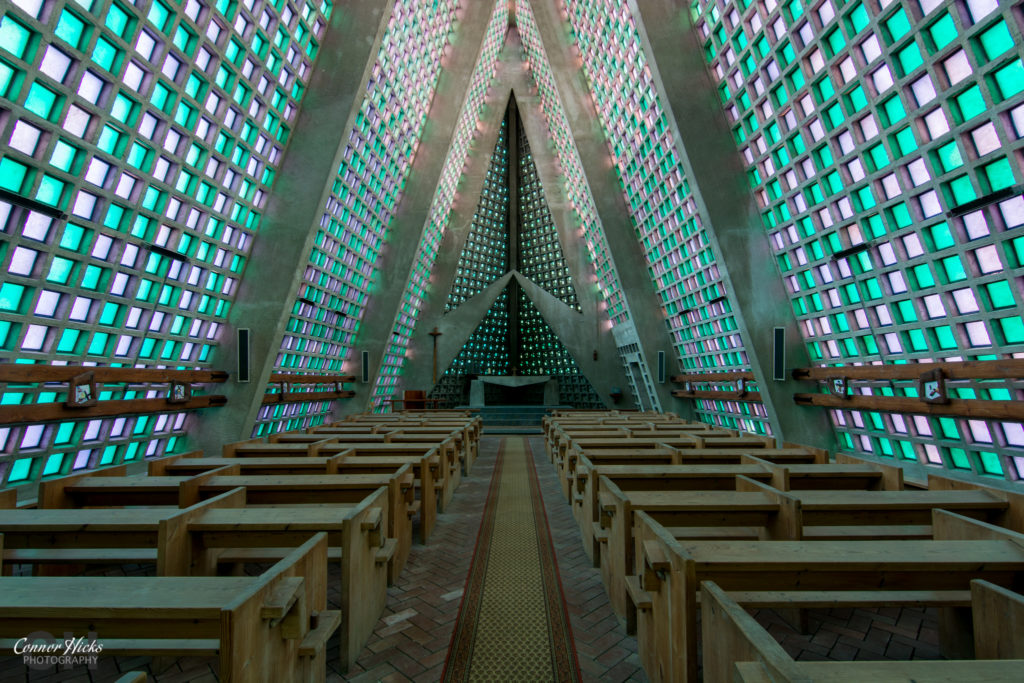 et church urbex france internal 1024x683 E.T Church, France (Permission Visit)