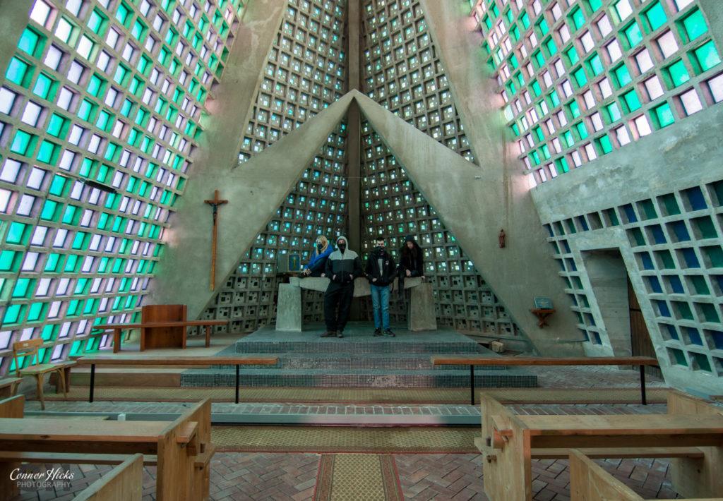 france urbex et church group shot internal 1024x710 E.T Church, France (Permission Visit)