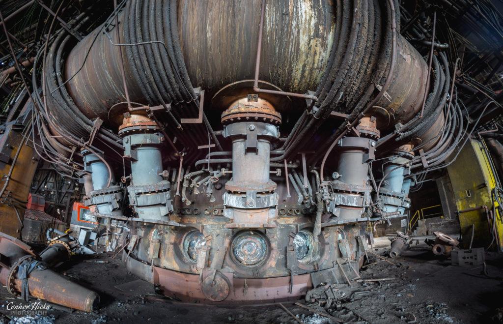 HFB Blast Furnace Urbex Belgium 1024x659 HFB, Belgium